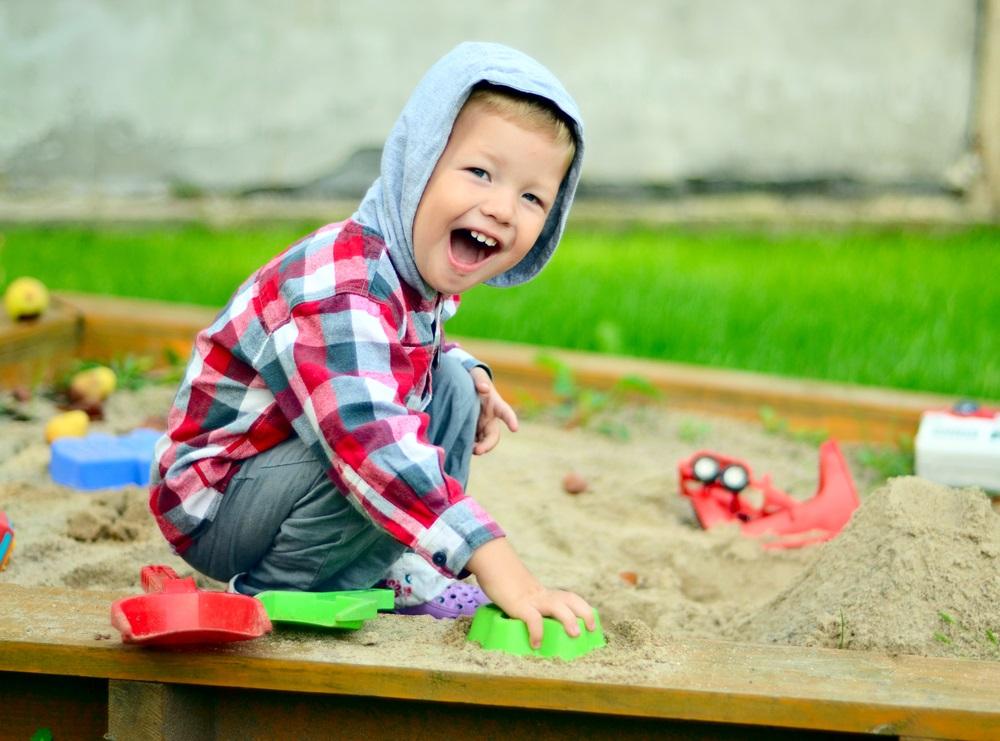 tips om zandbak zelf te maken