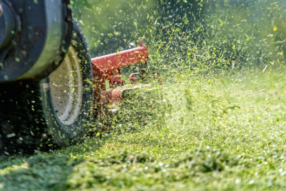 zelf grasmaaier slijpen