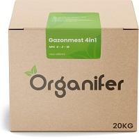 Organifer gazonmest 4in1 (20 kg)